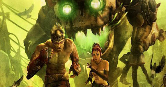 Enslaved Odyssey of the West 1