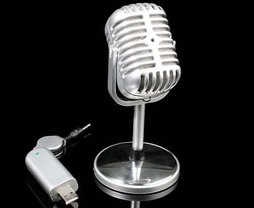 Microphone 5
