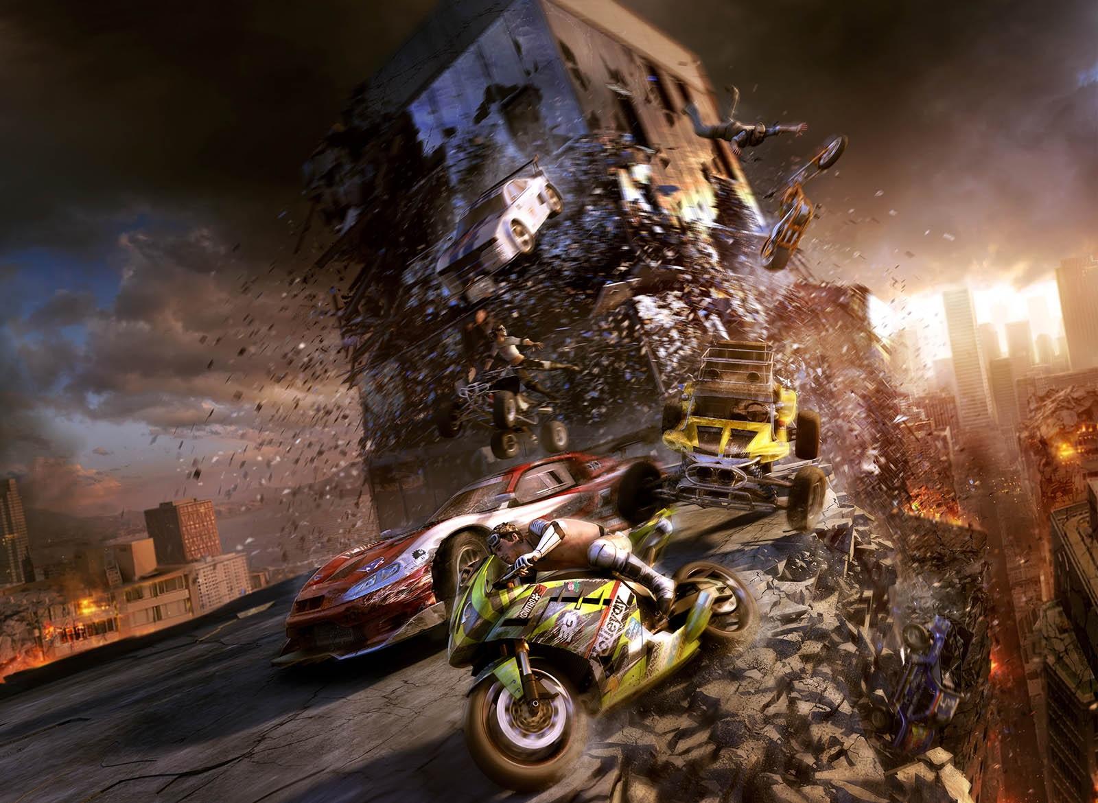 Motorstorm Apocalypse 1
