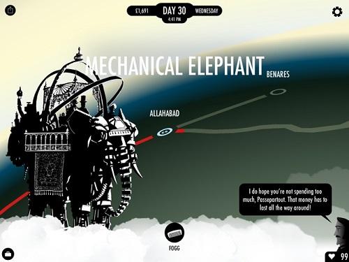 80 Days Elephant