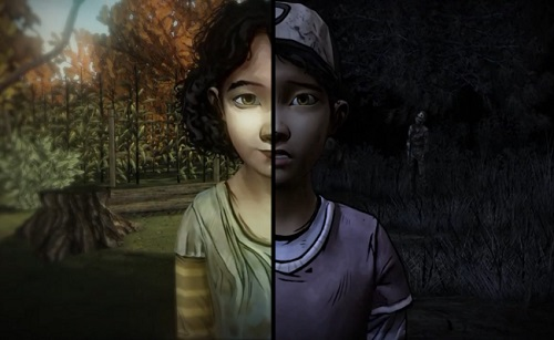 The Walking Dead Season One and Two