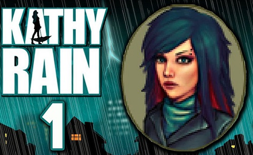 Kathy Rain, A Detective is Born