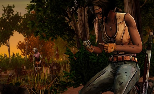 The Walking Dead, Michonne ep 1