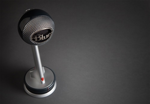 Microphone 34