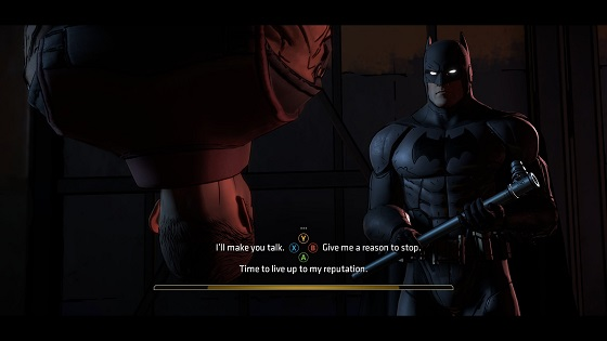 Batman - The Telltale Series 2