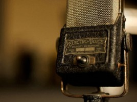 Microphone 38