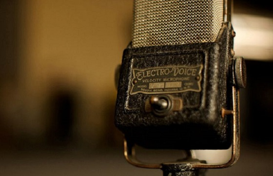 Microphone 38